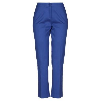 ブルーガール ブルマリン BLUGIRL BLUMARINE パンツ ブルー 38 コットン 100% パンツ