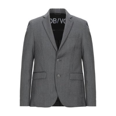 GOLDEN GOOSE DELUXE BRAND テーラードジャケット  メンズファッション  ジャケット  テーラード、ブレザー 鉛色