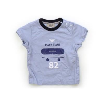 アルマーニ Armani Tシャツ・カットソー 60サイズ 男の子 子供服 ベビー服 キッズ