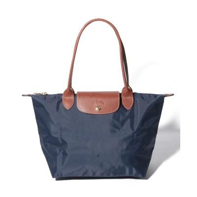 【ロンシャン】 Le Pliage Shoulder Bag S ロンシャン レディース ネイビー F Longchamp