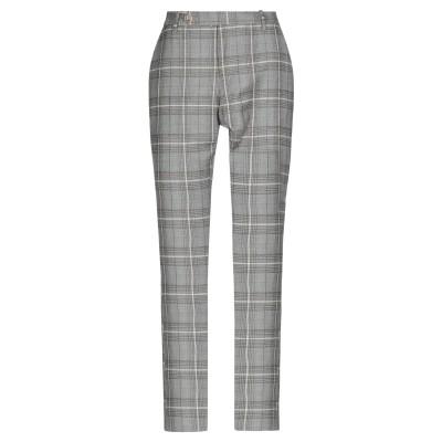 アントレ アミ ENTRE AMIS パンツ ライトグレー 31 バージンウール 99% / ポリウレタン 1% パンツ