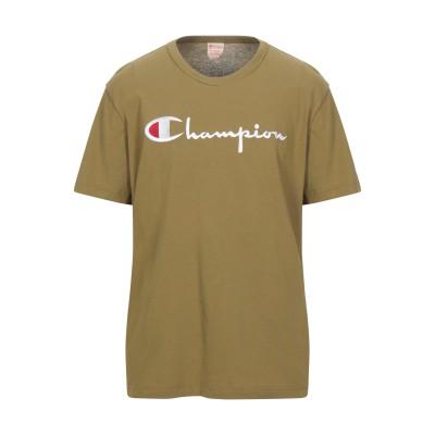 チャンピオン CHAMPION T シャツ ミリタリーグリーン XXL コットン 100% T シャツ