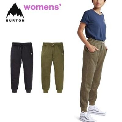 バートン スウェットパンツ レディース Women's Burton Oak Pant ウィメンズ オーク パンツ トムス ロングパンツ ロング丈
