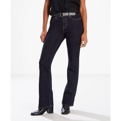 リーバイス Levi's レディース ジーンズ・デニム ブーツカット ボトムス・パンツ Mid-Rise Classic Bootcut Jeans Island Rinse