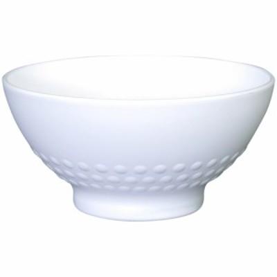 滑らず持ちやすい 安心茶碗 大 ホワイト