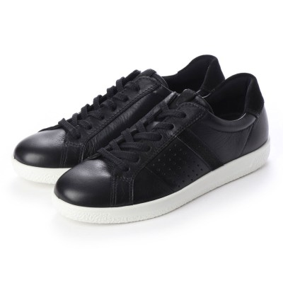 エコー ECCO SOFT 1 W Shoe (BLACK/BLACK)