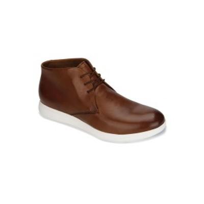 ケネスコール メンズ スニーカー シューズ Men's Lace Up Sneaker Cognac