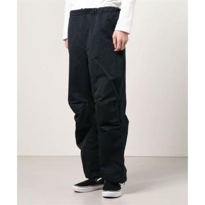 パンツ 【WELLDER】Wide Over Trousers F