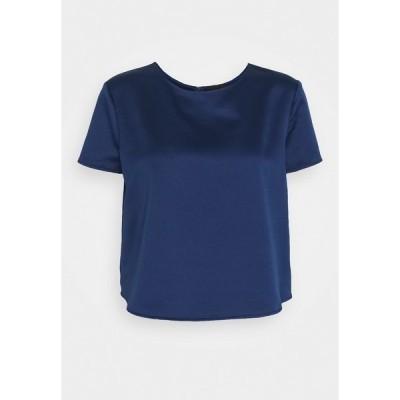 エンポリオ アルマーニ Tシャツ レディース トップス BLOUSE - Blouse - blu royal