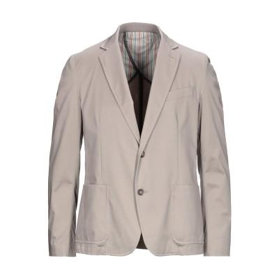 EN AVANCE テーラードジャケット ベージュ 50 コットン 100% テーラードジャケット