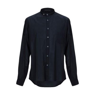 アレッサンドロデラクア ALESSANDRO DELL'ACQUA シャツ ダークブルー 44 コットン 100% シャツ