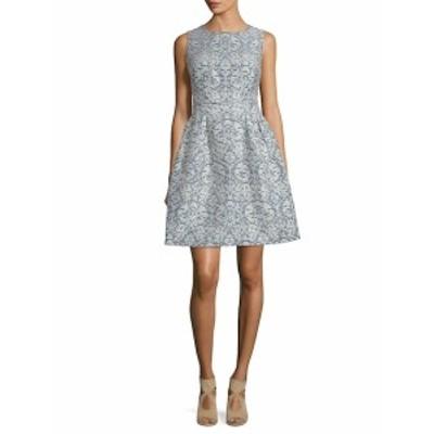 ドナリッコ レディース ワンピース Printed Fit-&amp-Flare Dress