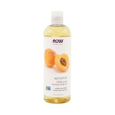 ナウフーズ アプリコットオイル 473ml Now Foods Apricot Oil 16 fl oz
