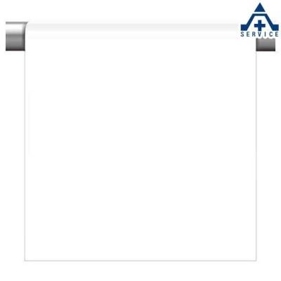 341-50 ワンタッチ取付標識 白無地 (600×450mm)ピクトタイプ イラスト付 ピクトエプロン 単管用エプロン シート標識 工事現場