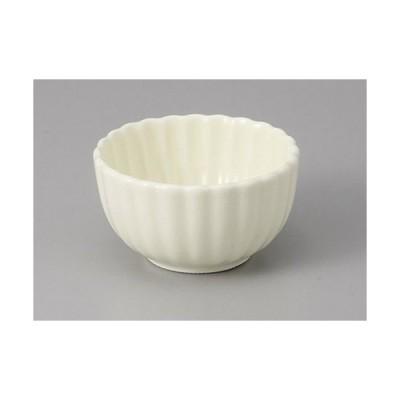 小付 クリーム菊型2.8小付 [8 x 4.3cm] 強化 料亭 旅館 和食器 飲食店 業務用