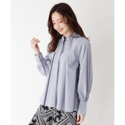 ZAMPA(ザンパ) ブロードギャザーシャツ