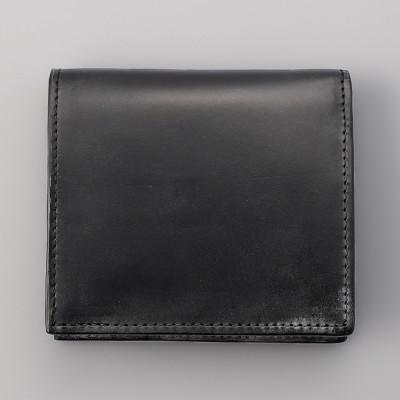 Stefano Palla's ステファノパラス  ブライドルレザー 2つ折り財布 メンズ