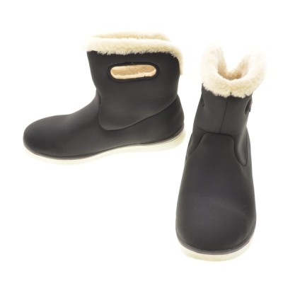 BOGS SHORT BOOTS SOLID スノーブーツ ブーツ