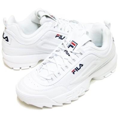 FILA HERITAGE フィラ ヘリテージ  DISRUPTOR2 ディスラプター2 ダッドスニーカー シューズ 靴 あすつく