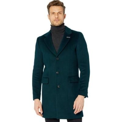 スコッチ&ソーダ Scotch & Soda メンズ コート アウター Classic Wool-Blend Overcoat Arctic Teal