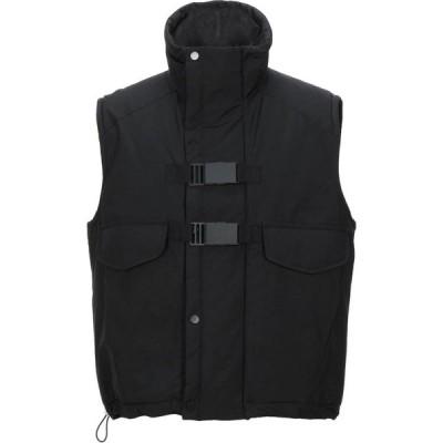 リプレゼント REPRESENT メンズ ダウン・中綿ジャケット アウター synthetic padding Black