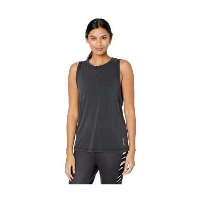 Koral レディース 女性用 ファッション アクティブシャツ Gia Cupro Tank - Black