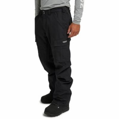 バートン Burton メンズ スキー・スノーボード カーゴ ボトムス・パンツ Cargo Short Snowboard Pants True Black