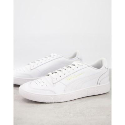 プーマ Puma メンズ スニーカー シューズ・靴 Ralph Sampson Lo Trainers In Triple White ホワイト