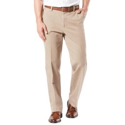 ドッカーズ メンズ カジュアルパンツ ボトムス Classic Fit Workday Khaki Smart 360 Flex Pants