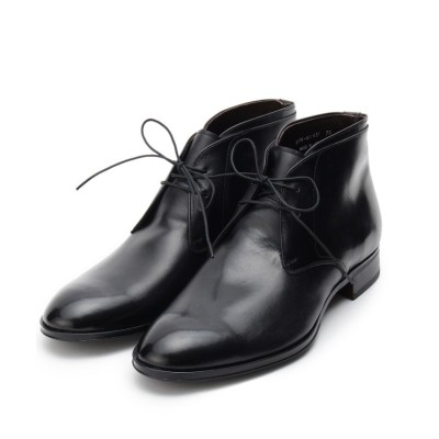 (TAKEO KIKUCHI/タケオキクチ)◆スエードチャッカーブーツ [ メンズ ブーツ ビジネス ]/メンズ ブラック(519)
