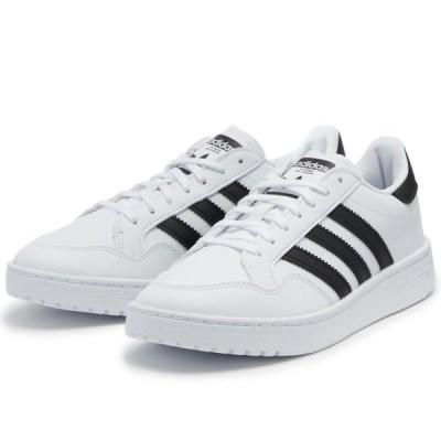 アディダス チームコート adidas W TEAM COURT ホワイト/ブラック/ホワイト EF6815 日本国内正規品
