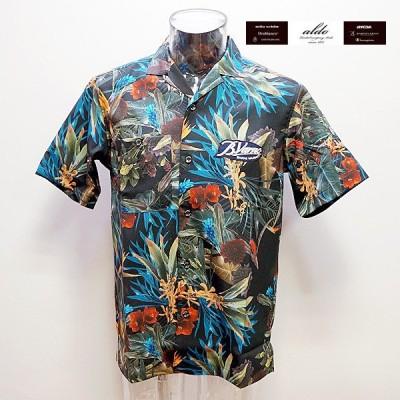 バーニヴァーノ・半袖オープンシャツ(M)(L) 19 春夏 SS 新作 BSS-ISH3273-69 BARNI VARNO (M)(L)