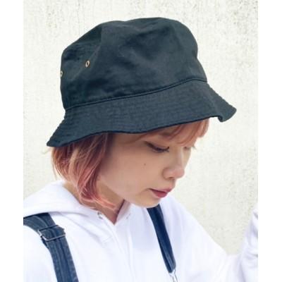 SPINNS / 【newhattan / ニューハッタン】コットン バケットハット MEN 帽子 > ハット