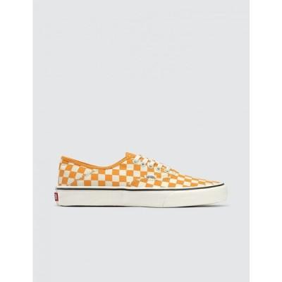 ヴァンズ Vans メンズ スニーカー シューズ・靴 Authentic SF Cadmium Yellow/Marshmallow