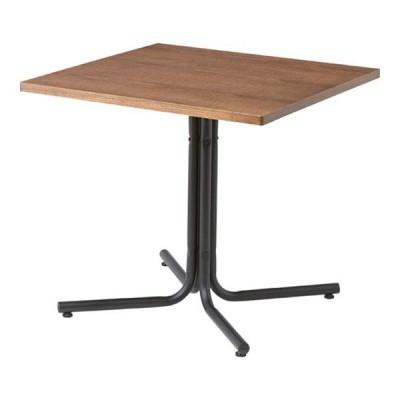 カフェダイニングテーブル ダリオ 幅75cm 机 ソファテーブル カフェテーブル カフェ風 インテリア