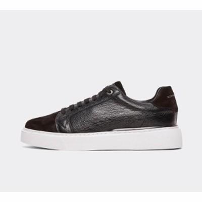 アレッサンドロ ザベッティ Alessandro Zavetti メンズ スニーカー シューズ・靴 fiero trainer Black/White