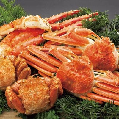 海鮮詰合せギフト かに 新 三大茹で蟹セット 7001K700| 海鮮詰め合わせ お中元 御中元 お歳暮 御歳暮 お年賀 内祝い