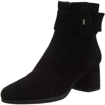[ジェオックス] ANKLE BOOTS ブーツ/ブーティ D CALINDA MID レディース 通気性 D94EFA00021 クロ 23.5 c