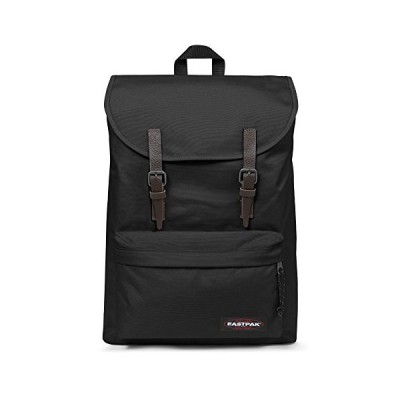 Eastpak London Backpack, Unisex Adult, Black, One Size 並行輸入品