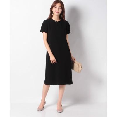 【ジュンコシマダ】 ドレス レディース ブラック 38 JUNKO SHIMADA