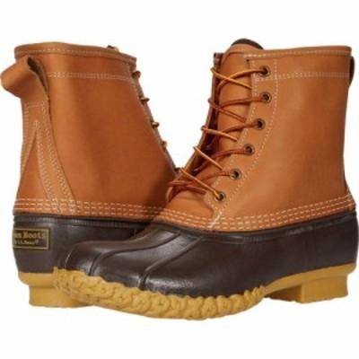 エルエルビーン L.L.Bean レディース ブーツ シューズ・靴 8 Bean Boots GORE-TEX/Thinsulate(TM) Tan/Brown