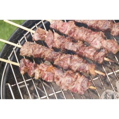冷凍食品 業務用 牛ジャンボカルビ串 約300g 4-8月 カルビ 焼肉 牛バラ肉