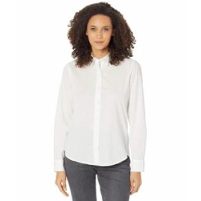 リーバイス レディース シャツ トップス The Classic Batwing Shirt Bright White