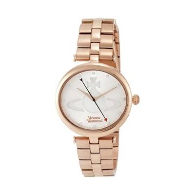 [ヴィヴィアンウエストウッド] 腕時計 VV184 VV184LPKRS レディース 並行輸入品 ピンクゴールド