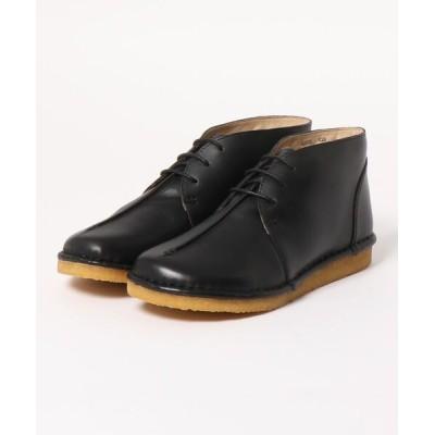 Xti Shoes / 【HC】 レザー アウトステッチ レースアップシューズ WOMEN シューズ > ブーツ