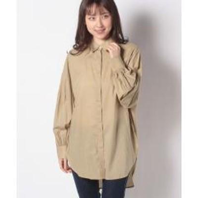 テチチ【Techichi】ボリュームスリーブシャツ