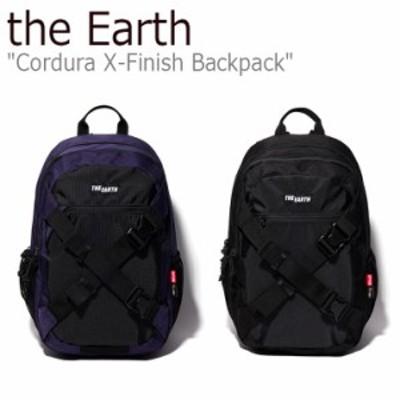 ジアース リュック the Earth CORDURA X-FINISH BACKPACK コーデュラ X-フィニッシュ バックパック 全2色 P00000XX/Y バッグ