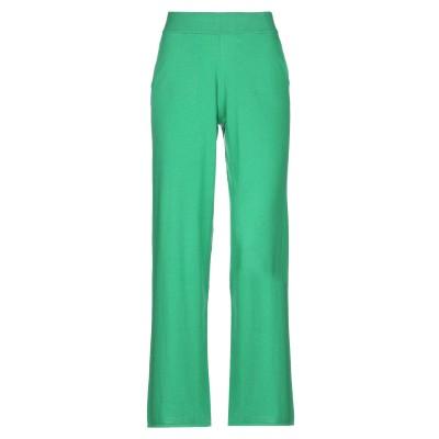 パロッシュ P.A.R.O.S.H. パンツ グリーン XS コットン 85% / カシミヤ 15% パンツ