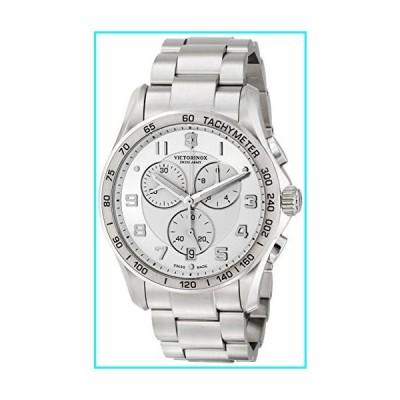 Victorinox Swiss Army Classic XLSシルバーダイヤルSS Quartz Male Watch 241654