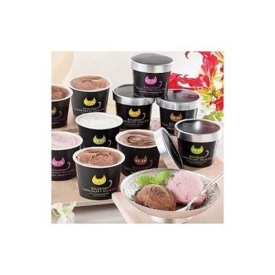 ( 産地直送 お取り寄せグルメ ) イーペルの猫祭り ベルギーチョコレートグラシエ ( アイス職人 )